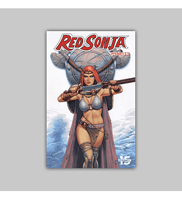 Red Sonja (Vol. 5) 3 2019