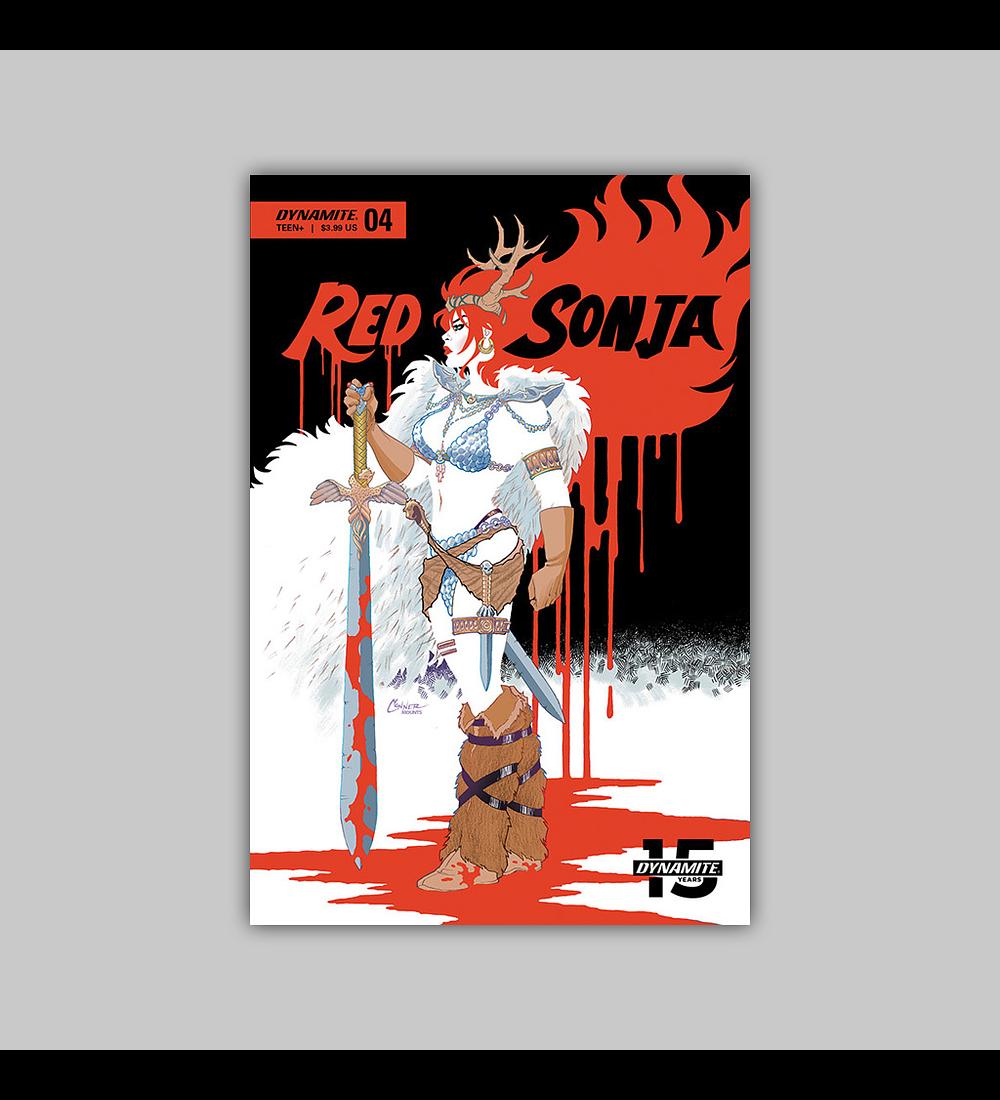 Red Sonja (Vol. 5) 4 2019