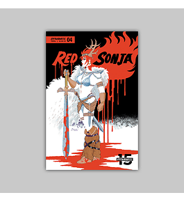Red Sonja (Vol. 5) 4 2019