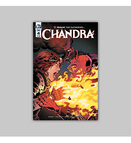 Magic: The Gathering - Chandra 4 2019