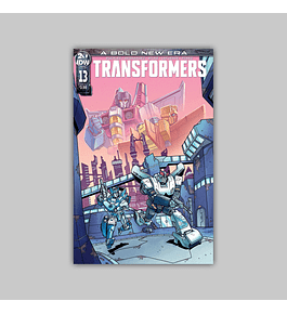 Transformers (Vol. 2) 13 2019