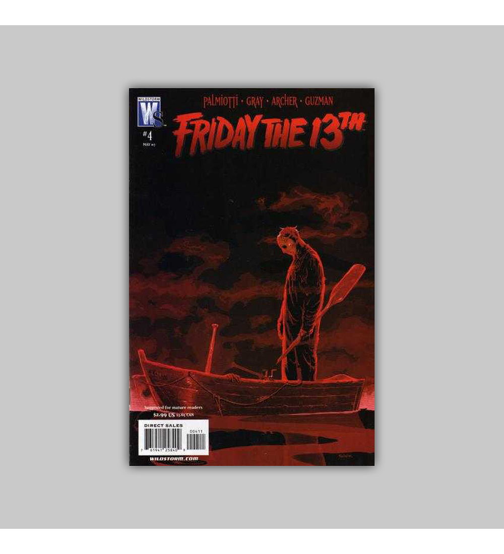 Friday the 13th 4 2007
