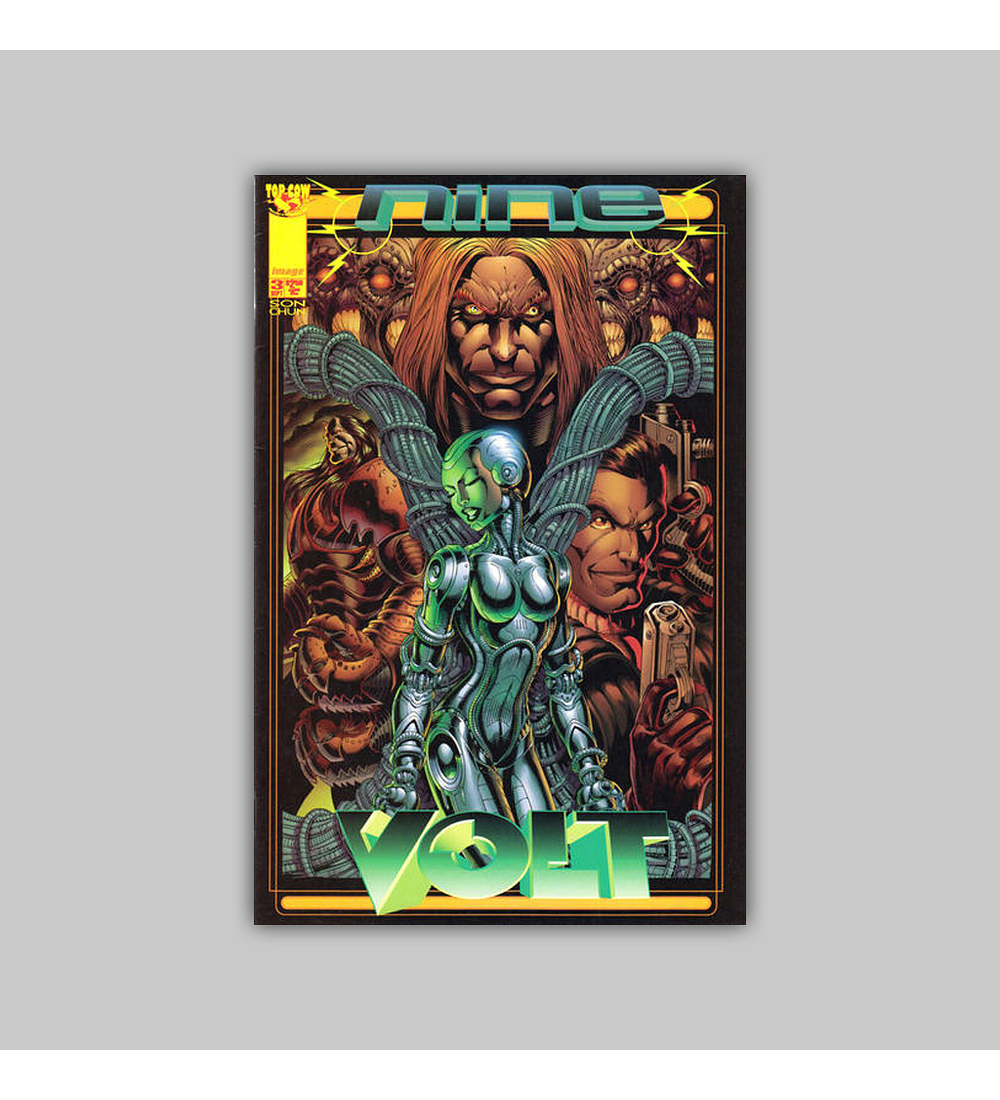 Nine Volt 3 1997