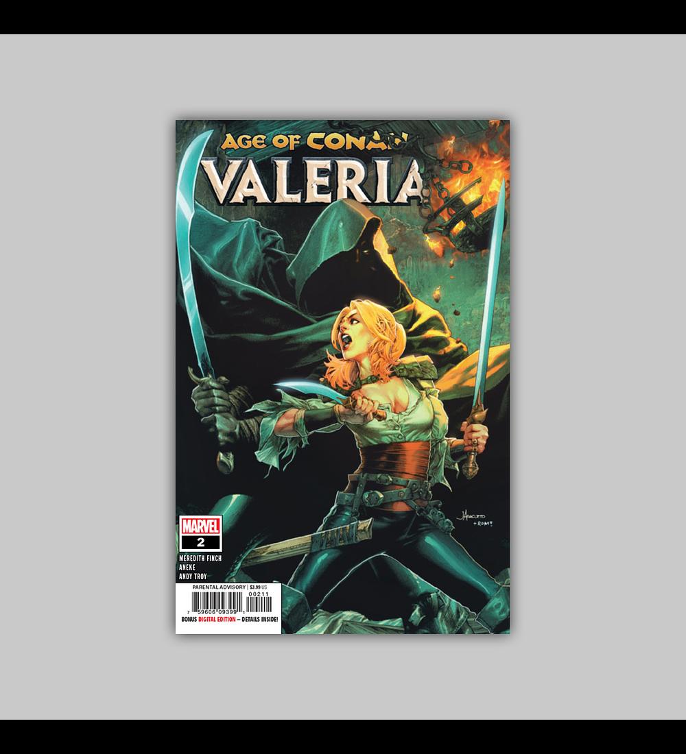 Age of Conan: Valeria 2 2019