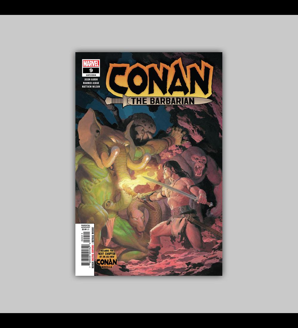 Conan: The Barbarian (Vol. 2) 9 2019