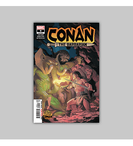 Conan: The Barbarian (Vol. 2) 9 2019
