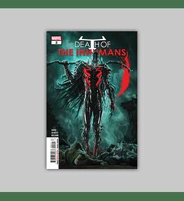 Death of the Inhumans 2 2018