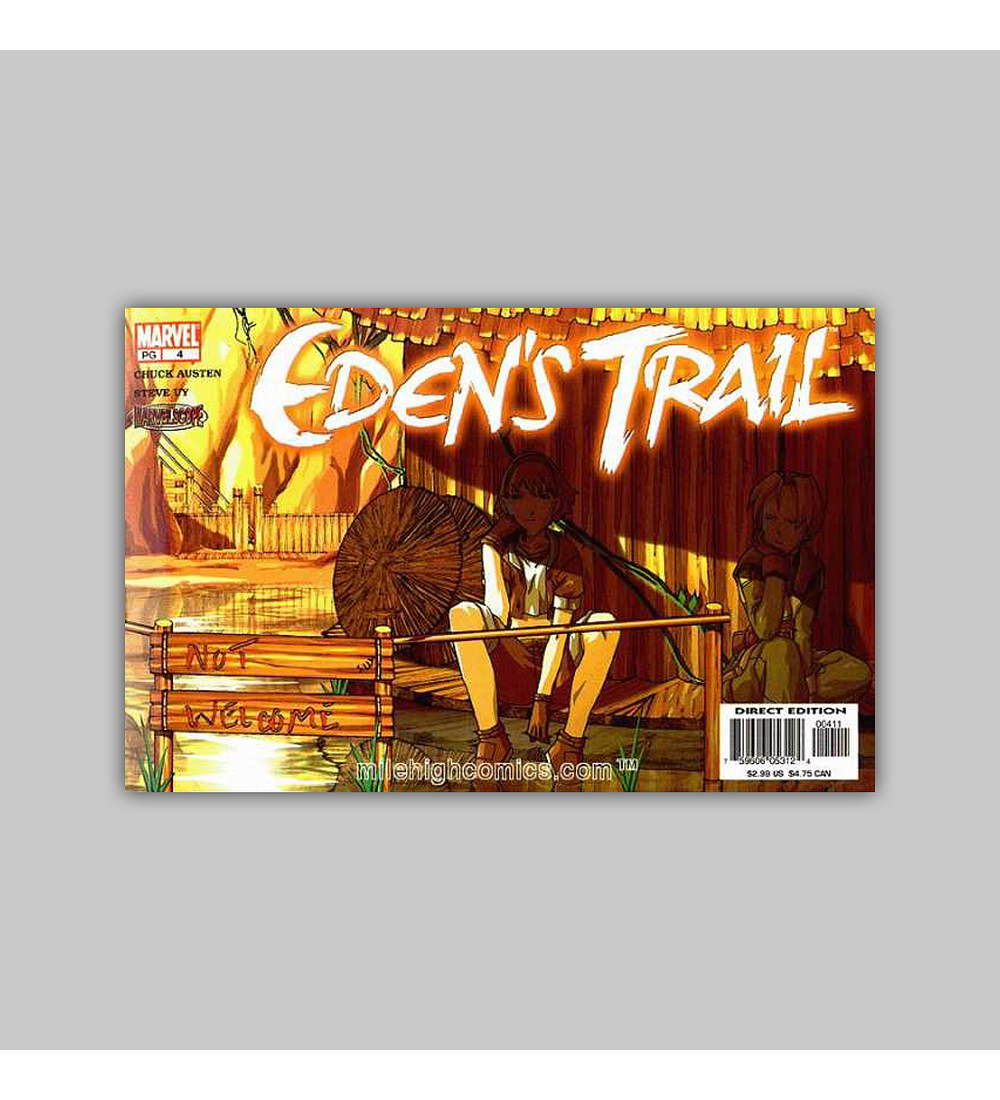Eden's Trail (complete limited series) 2003