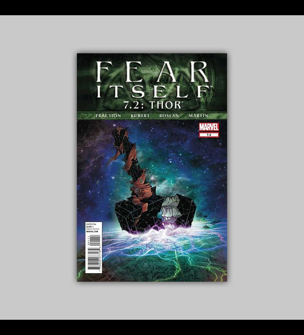 Fear Itself 7.2 2011