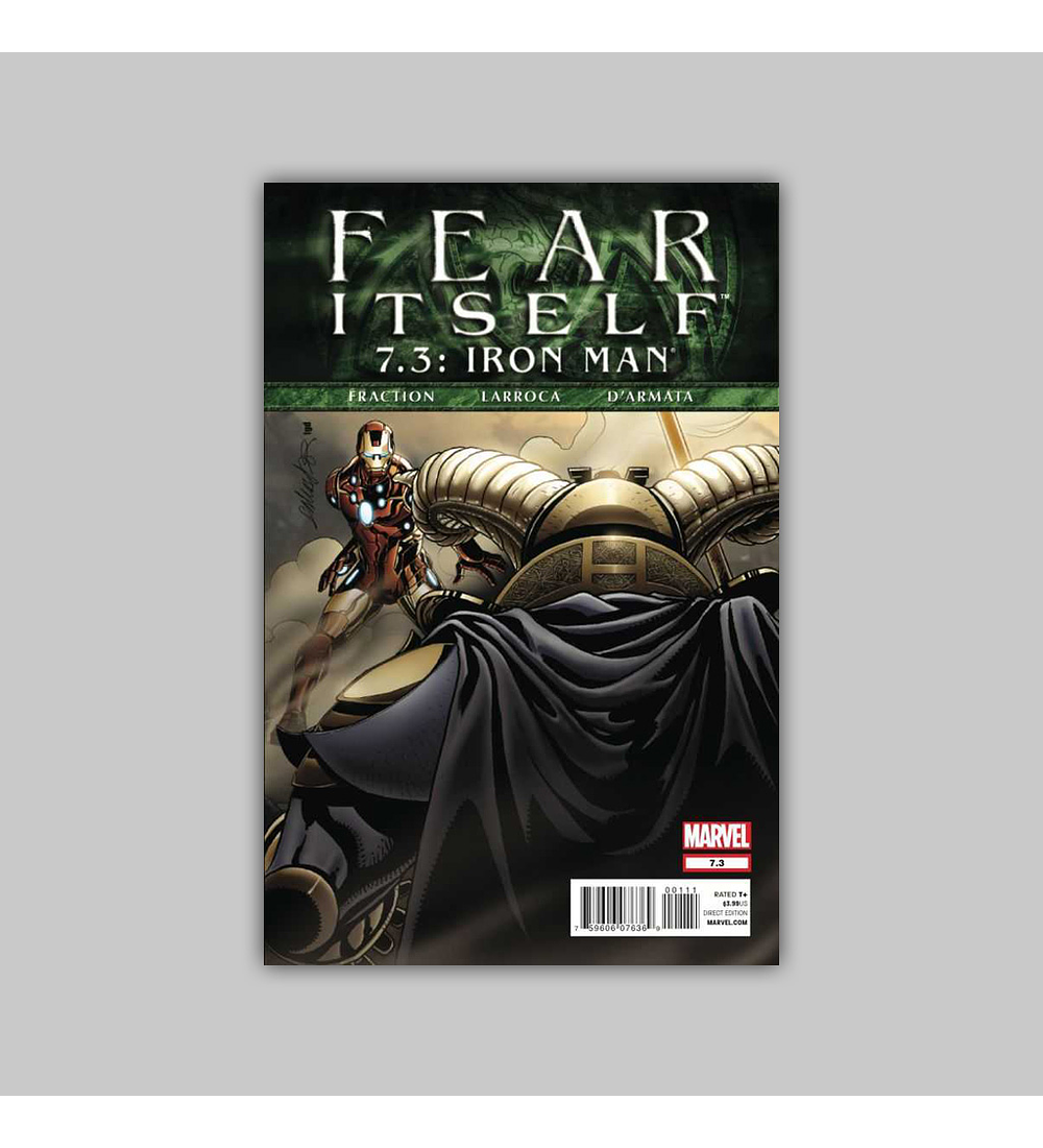 Fear Itself 7.3 2012