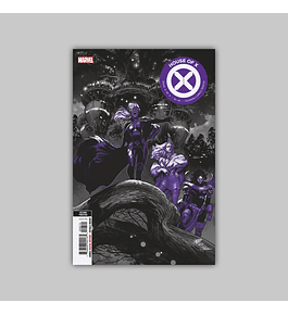 House of X 6 2nd printing 2019