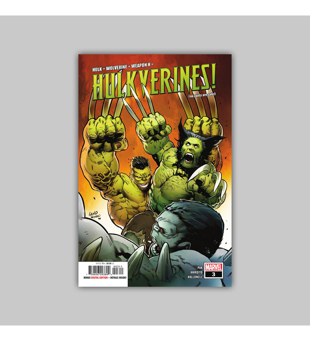 Hulkverines 3 2019