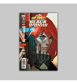 Infinity Countdown: Black Widow 1 C 2018