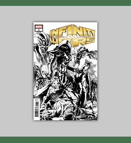 Infinity Wars 1 2nd printing 2018