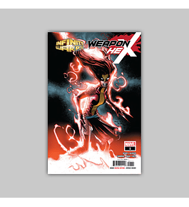 Infinity Wars: Weapon Hex 1 2018