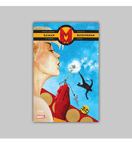 Miracleman by Gaiman and Buckingham 2 Polybagged 2015