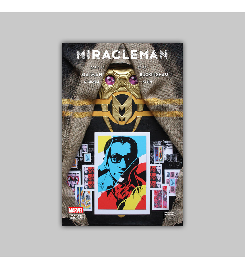 Miracleman by Gaiman and Buckingham 3 2015