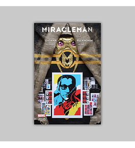 Miracleman by Gaiman and Buckingham 3 2015