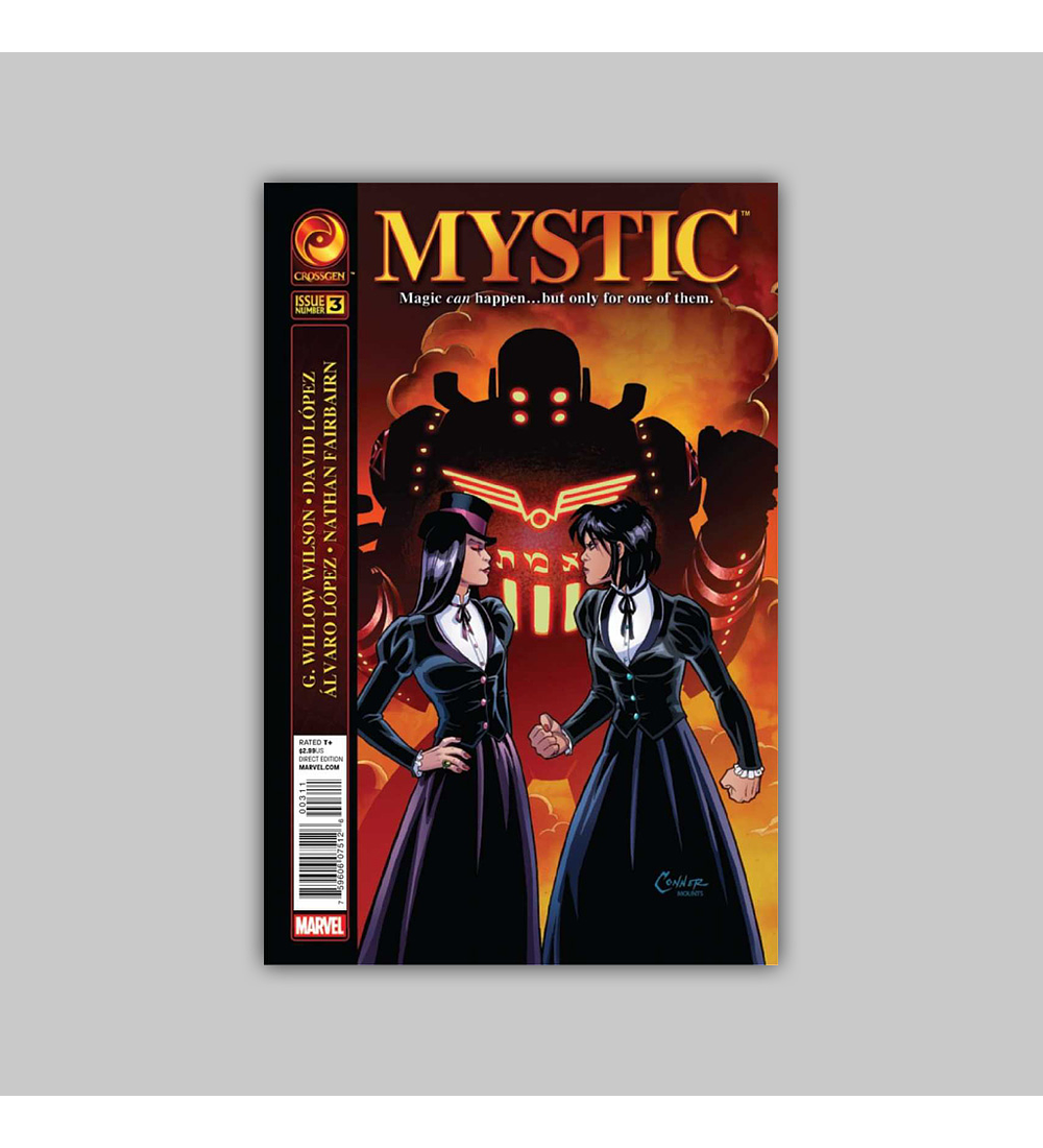 Mystic (complete limited series) 2012