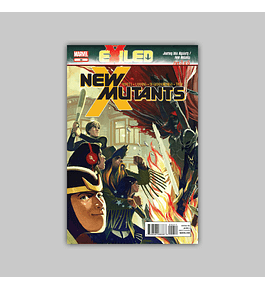 New Mutants (Vol. 3) 42 2012