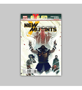 New Mutants (Vol. 3) 43 2012