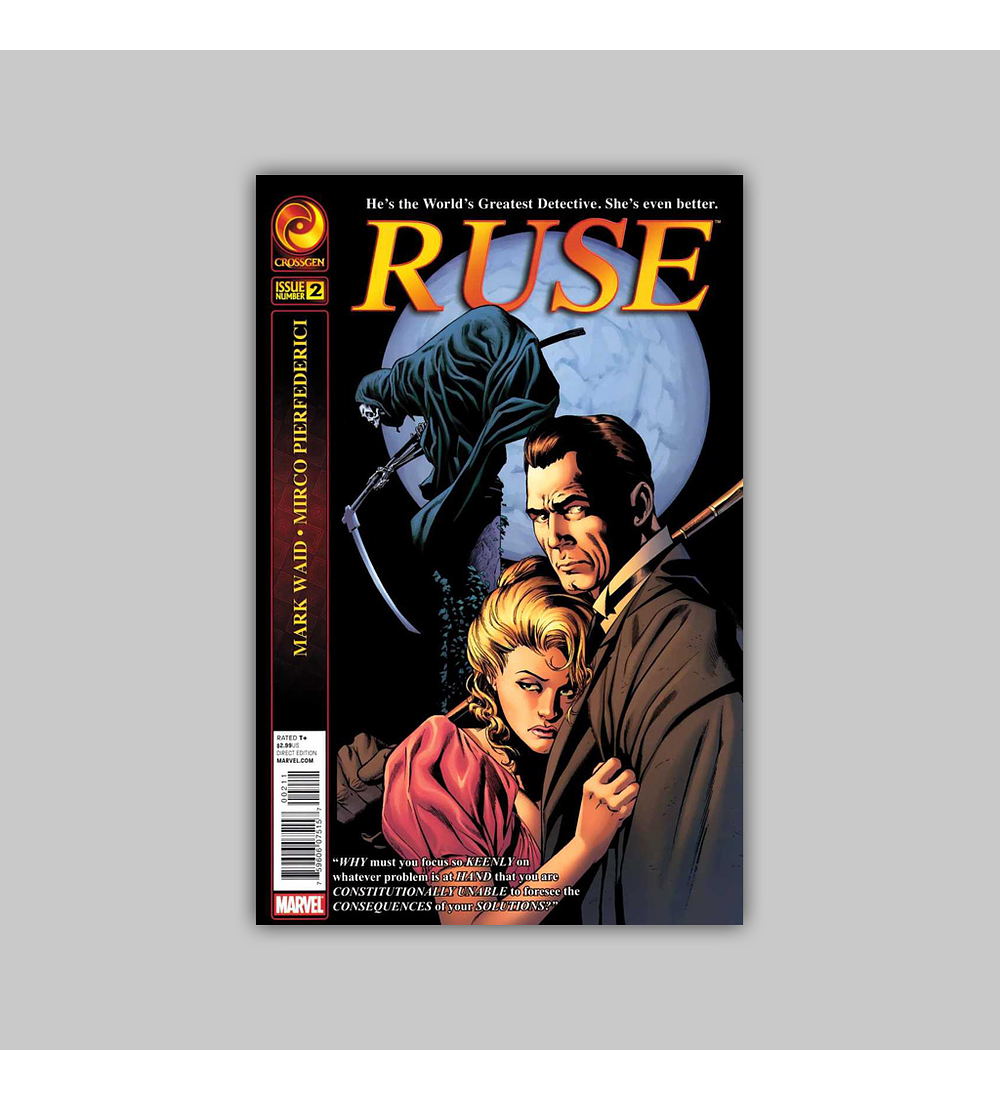Ruse (complete limited series) 2011