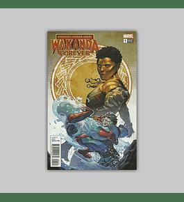 Wakanda Forever: Amazing Spider-Man 1 B 2018