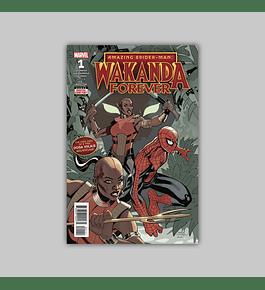 Wakanda Forever: Amazing Spider-Man 1 2018
