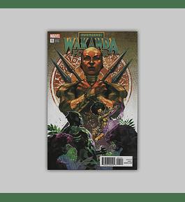 Wakanda Forever: Avengers 1 B 2018