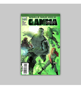 World War Hulk: Gamma Corps (complete limited series) 2008