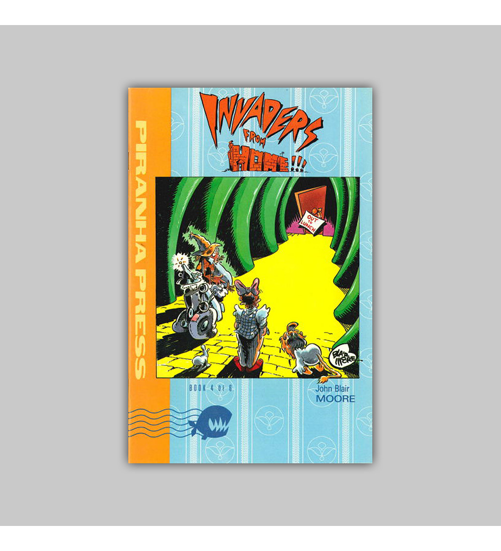 Invaders From Home (complete limited series) 1990