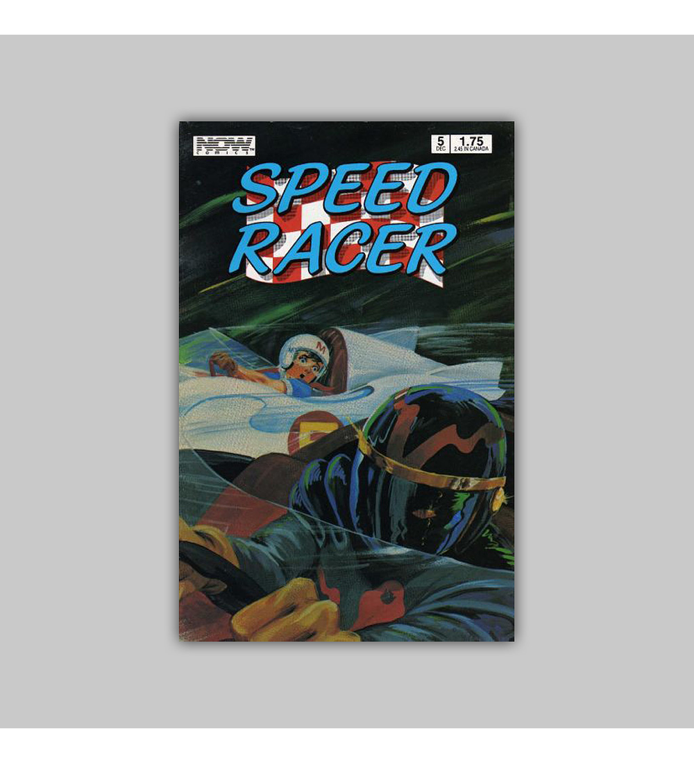 Speed Racer 5 1987