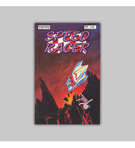 Speed Racer 10 1988