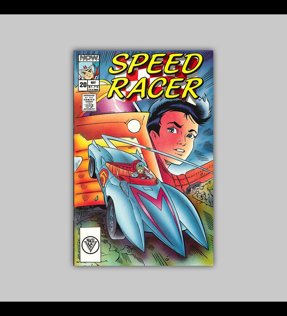 Speed Racer 20 1989