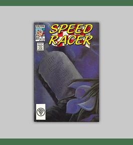 Speed Racer 22 1989