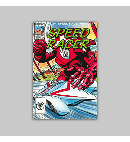 Speed Racer 25 1989