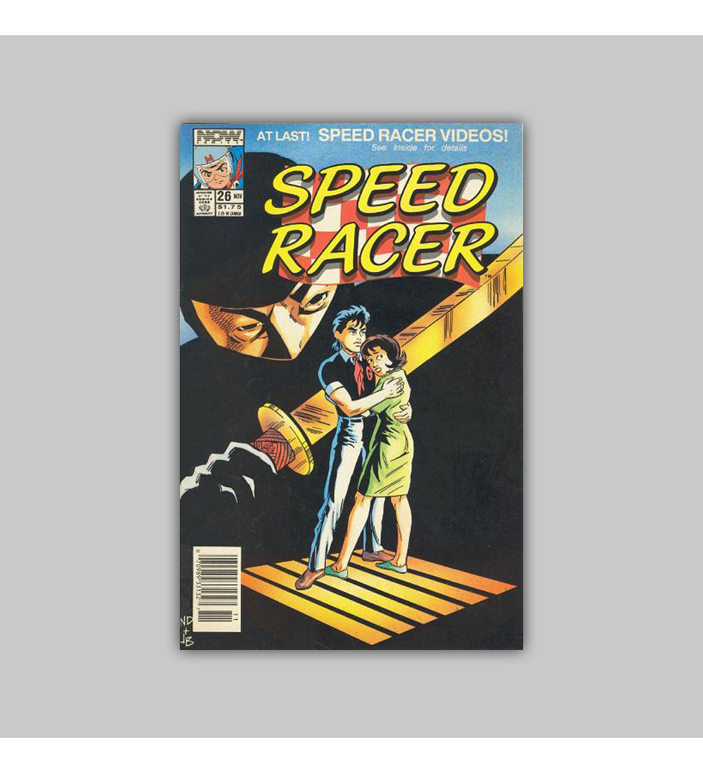 Speed Racer 26 1989