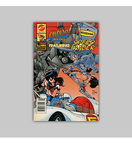 Speed Racer featuring Ninja High School 1 1993