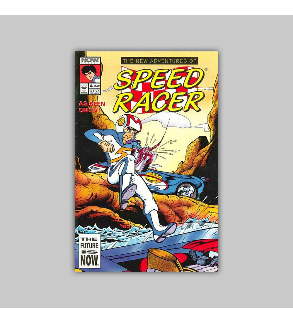 The New Adventures of Speed Racer 4 1993