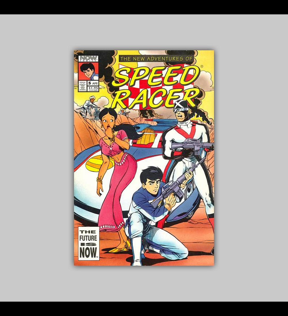 The New Adventures of Speed Racer 5 1993