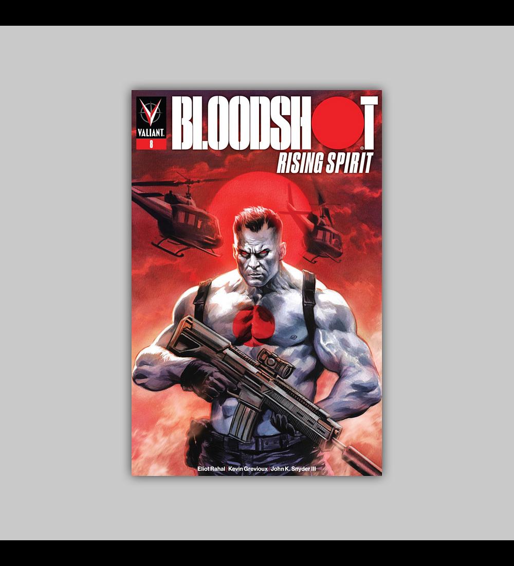 Bloodshot: Rising Spirit 8 2019