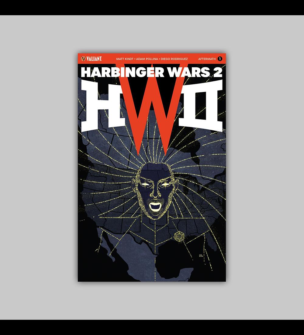Harbinger Wars 2: Aftermath 1 2018
