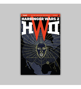 Harbinger Wars 2: Aftermath 1 2018