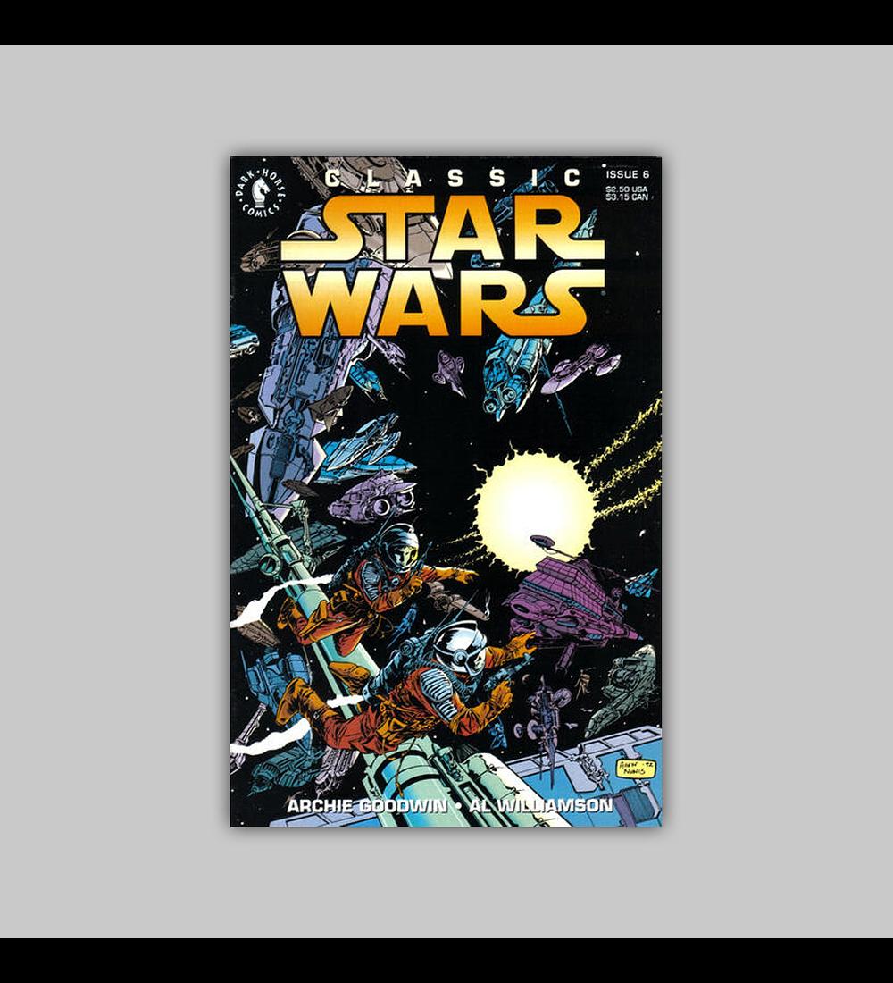 Classic Star Wars 6 1993