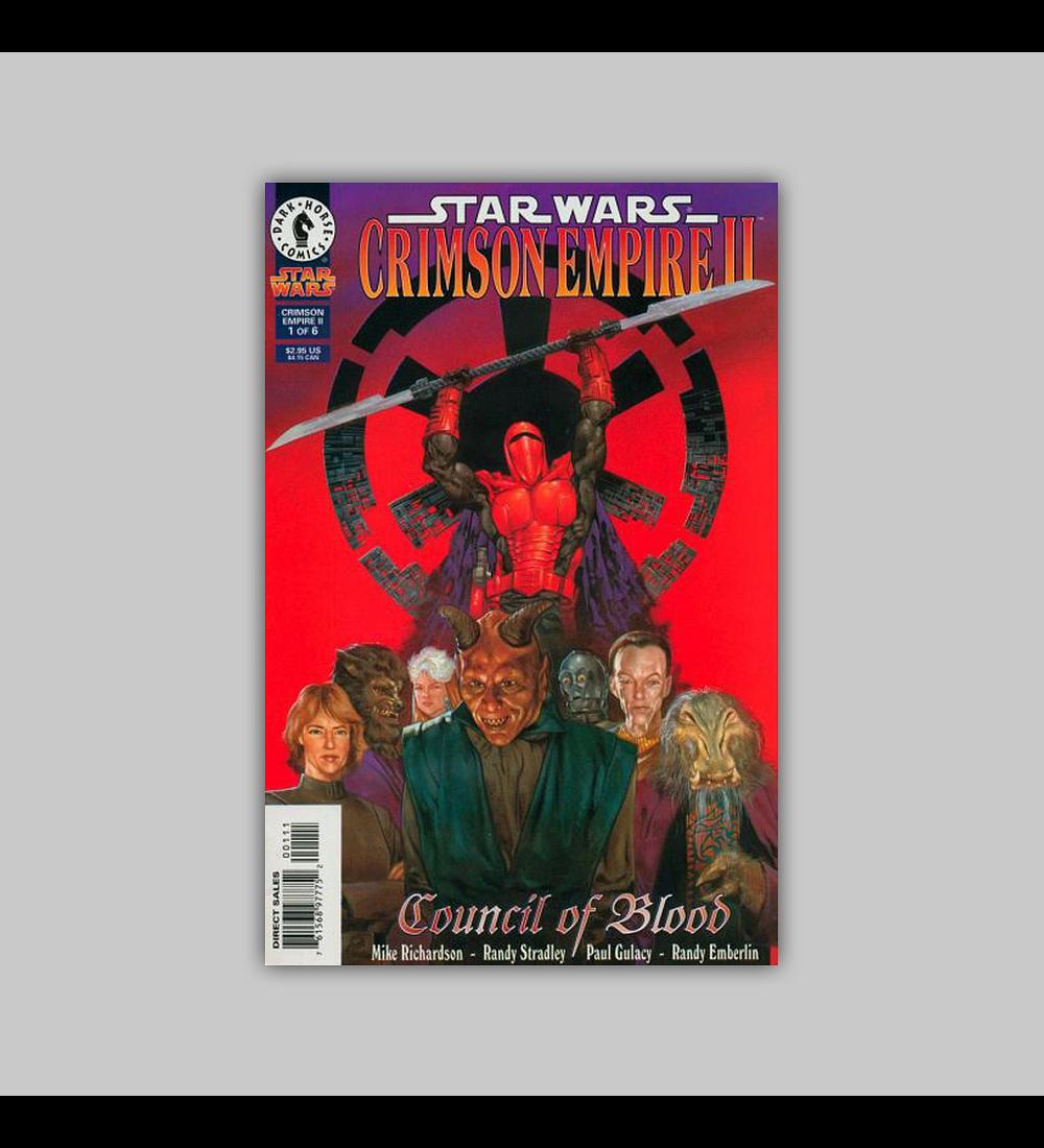 Star Wars: Crimson Empire II 1 1998