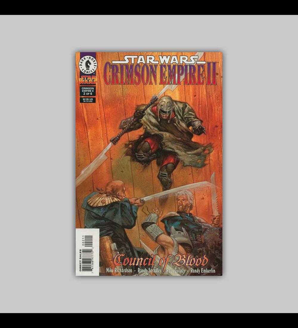 Star Wars: Crimson Empire II 2 1998