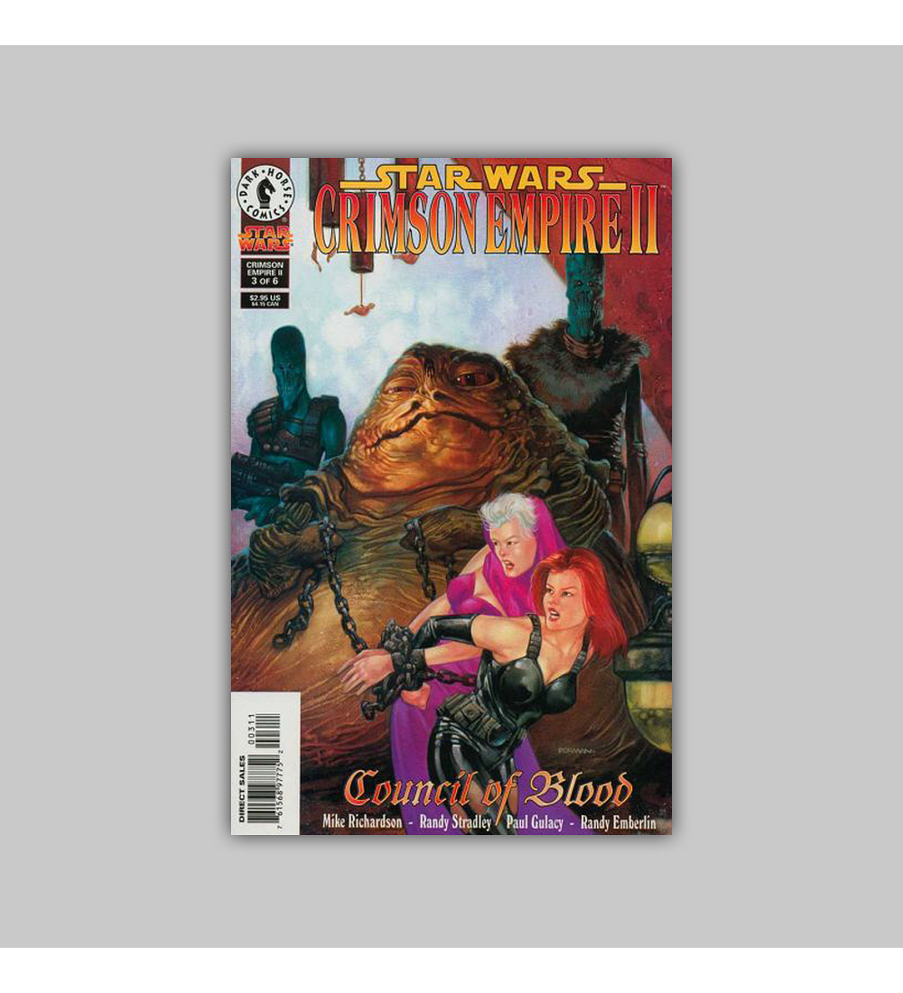Star Wars: Crimson Empire II 3 1999