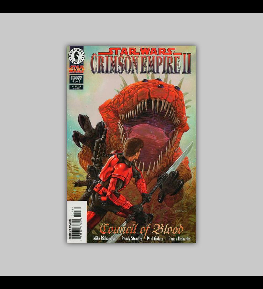 Star Wars: Crimson Empire II 4 1999