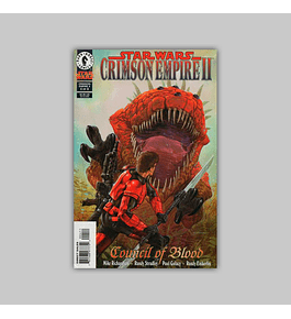 Star Wars: Crimson Empire II 4 1999