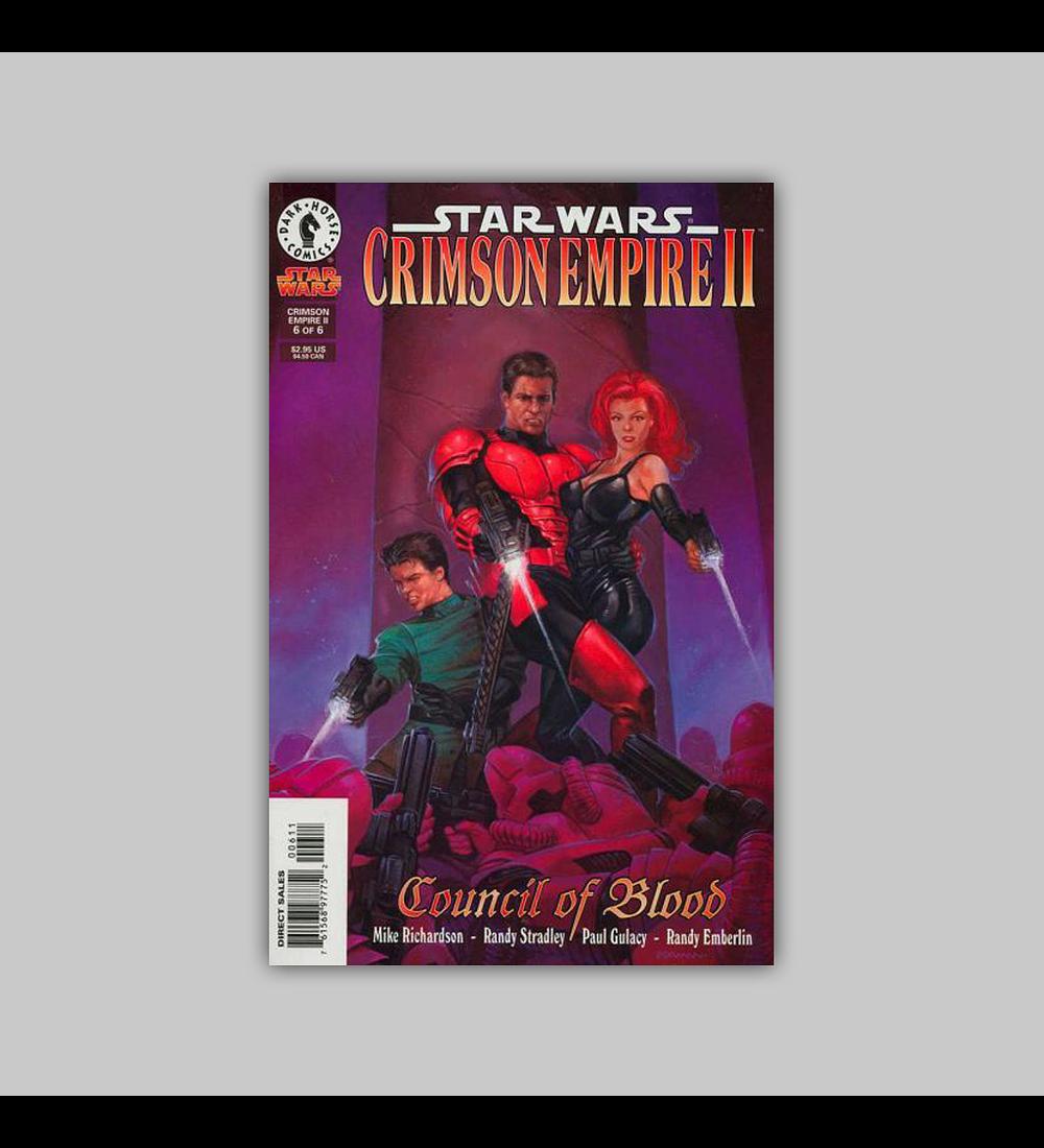Star Wars: Crimson Empire II 6 1999